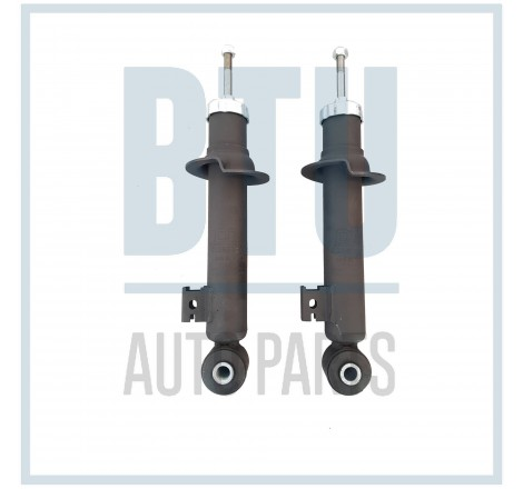 SET OF TWO FRONT SHOCK...
