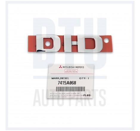 MARCA DI-D (MITSUBISHI L200...