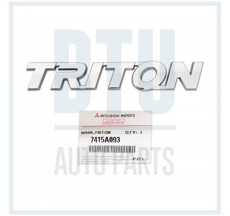 MARCA TRITON (MITSUBISHI...